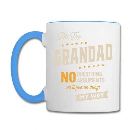 Grandad Way Funny Grandpa Father's Day Coffee Mug Designed By Cidolopez