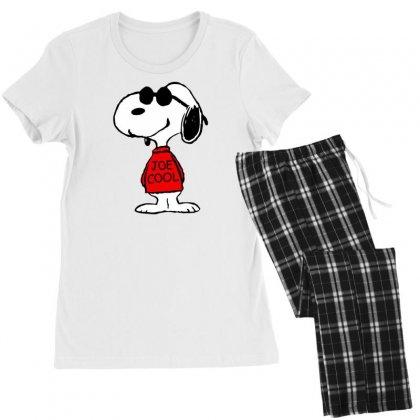Joe Cool Women's Pajamas Set Designed By Rakuzan