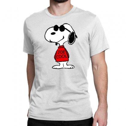 Joe Cool Classic T-shirt Designed By Rakuzan