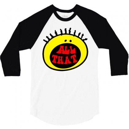 All That 3/4 Sleeve Shirt Designed By Shirt1na