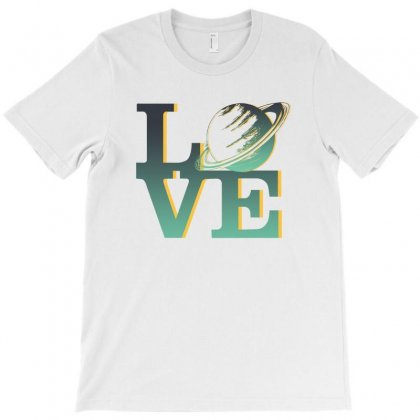 Love Science T-shirt Designed By Sengul