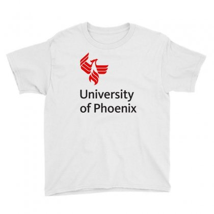 University Of Phoenix Mug Youth Tee Designed By Cahayadianirawan