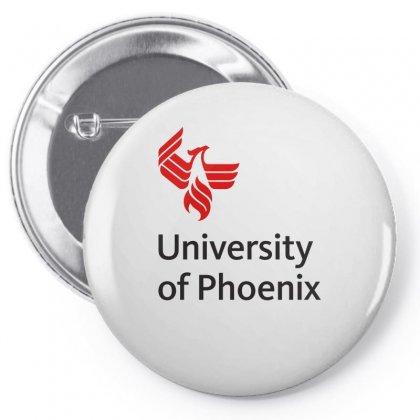 University Of Phoenix Mug Pin-back Button Designed By Cahayadianirawan