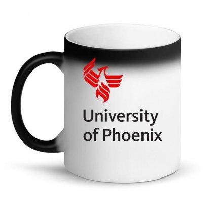 University Of Phoenix Mug Magic Mug Designed By Cahayadianirawan