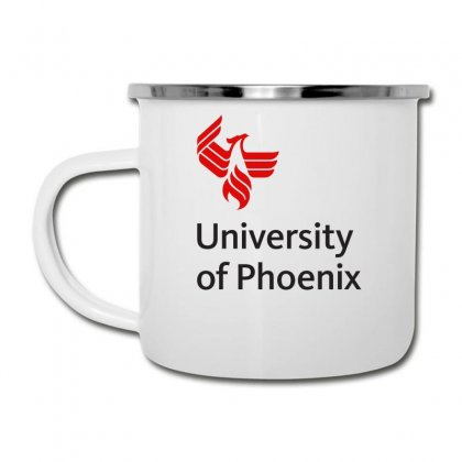 University Of Phoenix Mug Camper Cup Designed By Cahayadianirawan
