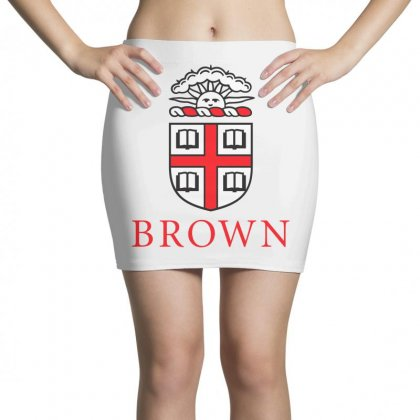 Brown University Logo Mini Skirts Designed By Cahayadianirawan