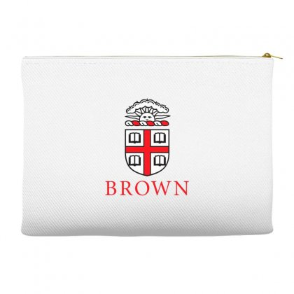 Brown University Logo Accessory Pouches Designed By Cahayadianirawan