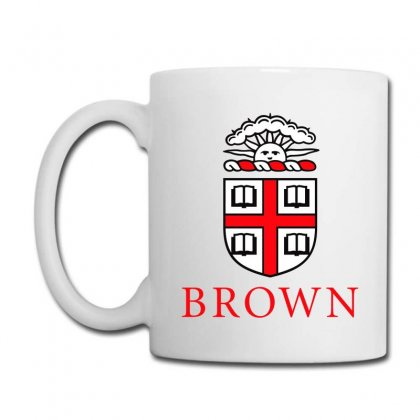 Brown University Logo Coffee Mug Designed By Cahayadianirawan