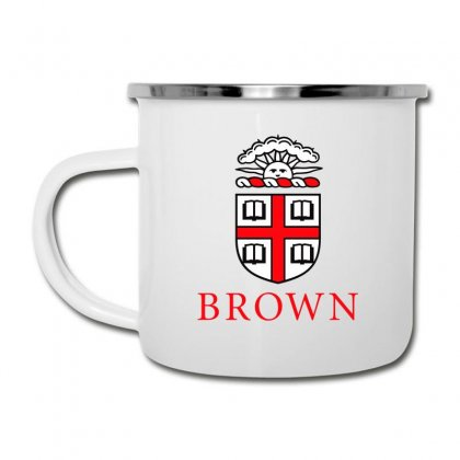 Brown University Logo Camper Cup Designed By Cahayadianirawan
