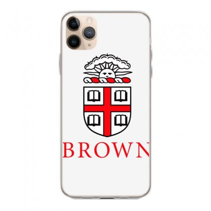 Brown University Logo Iphone 11 Pro Max Case Designed By Cahayadianirawan