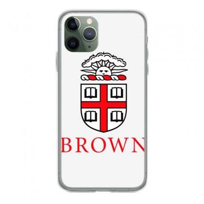 Brown University Logo Iphone 11 Pro Case Designed By Cahayadianirawan