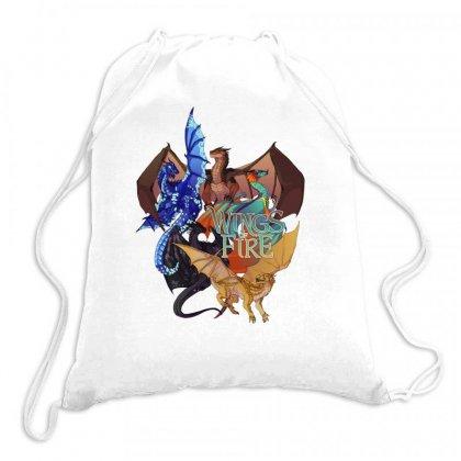 Wings Of Fire Tribes Drawstring Bags Designed By Rakuzan