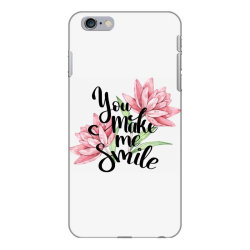 You make me smile iPhone 6 Plus/6s Plus Case | Artistshot