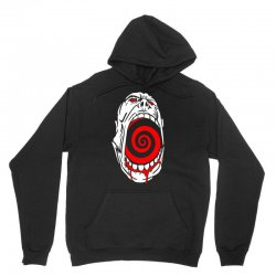 screaming face Unisex Hoodie | Artistshot