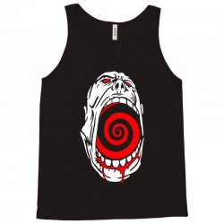 screaming face Tank Top | Artistshot