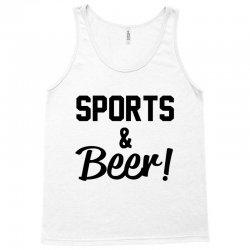 sports and beer Tank Top   Artistshot