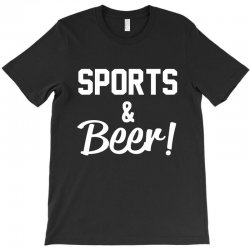 sports and beer T-Shirt   Artistshot