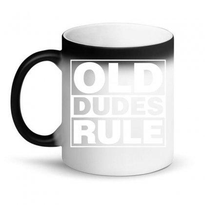 Birthday Idea For Any Guy Turning 40, 50 Or 60 Funny Gift 01 Magic Mug Designed By Fanshirt