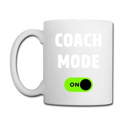 Coach Mode On Funny Coach Gift Sport 01 Coffee Mug Designed By Fanshirt
