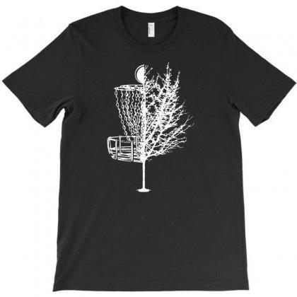 Disc Golf Basket Tree Shirts Funny 01 T-shirt Designed By Fanshirt