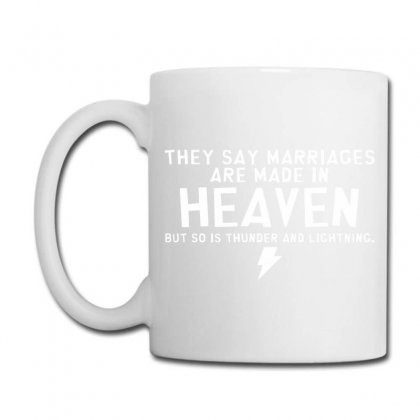 Heaven Thunder Coffee Mug Designed By C4hya