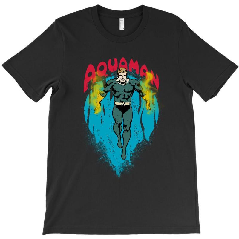 Aquaman T-shirt | Artistshot