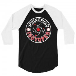 springfield isotopes 3/4 Sleeve Shirt   Artistshot