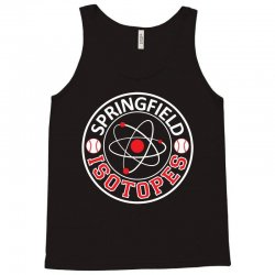 springfield isotopes Tank Top   Artistshot