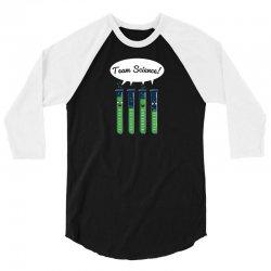 team science 3/4 Sleeve Shirt | Artistshot
