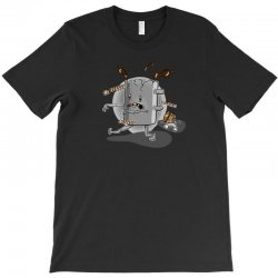 the walking mug T-Shirt | Artistshot