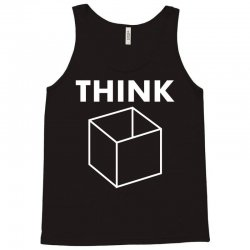 think box Tank Top | Artistshot