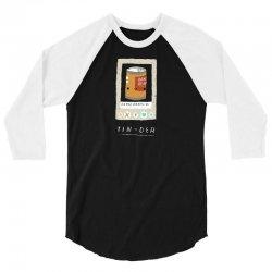 tin der 3/4 Sleeve Shirt   Artistshot