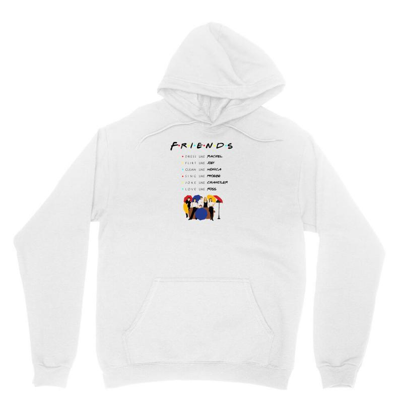 To Be Like Friends Unisex Hoodie | Artistshot