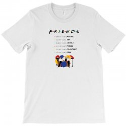 to be like friends T-Shirt | Artistshot
