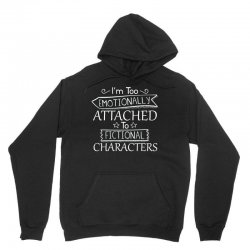 too attached Unisex Hoodie | Artistshot