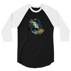 traveler 3/4 Sleeve Shirt   Artistshot