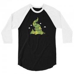 treeee 3/4 Sleeve Shirt | Artistshot