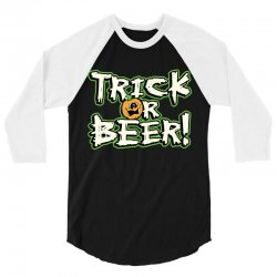 trick beer 3/4 Sleeve Shirt   Artistshot