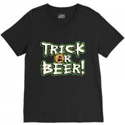 trick beer V-Neck Tee   Artistshot