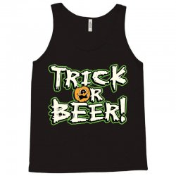 trick beer Tank Top   Artistshot