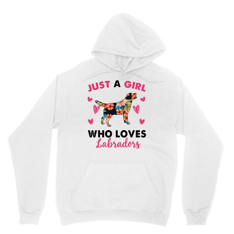 Just A Girl Who Loves Labradors For Light Unisex Hoodie | Artistshot