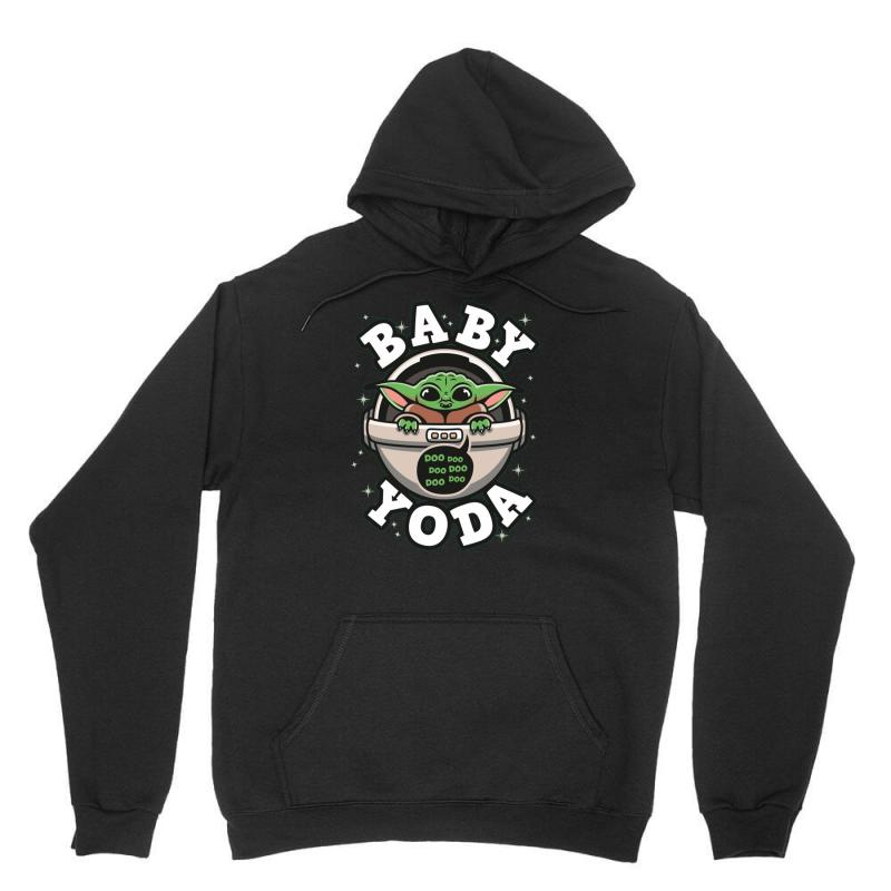 Baby Yoda Unisex Hoodie | Artistshot
