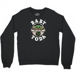 Baby Yoda Crewneck Sweatshirt | Artistshot
