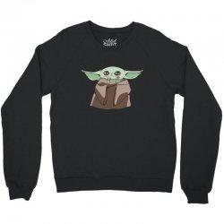 yoda Cute Crewneck Sweatshirt | Artistshot