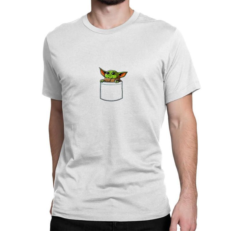 Yoda Pocket Classic T-shirt | Artistshot