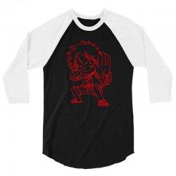 luffy 3/4 Sleeve Shirt | Artistshot