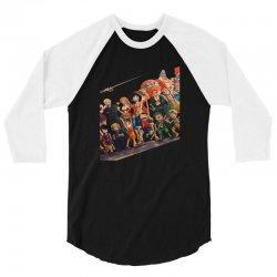 one piece 0338 3/4 Sleeve Shirt | Artistshot