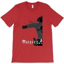 one piece amoled T-Shirt | Artistshot