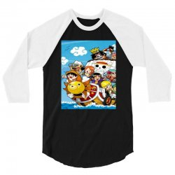 one piece bcc6b 3/4 Sleeve Shirt | Artistshot