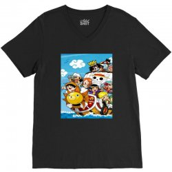 one piece bcc6b V-Neck Tee | Artistshot